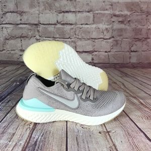 """NIKE Epic React 2 Flyknit """"Moon Particle"""""""